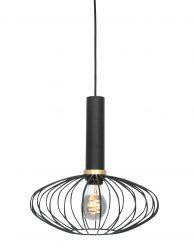 Ovale draad hanglamp-3071ZW