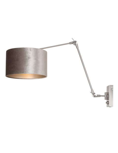 Wandlamp met knikarm-8110ST