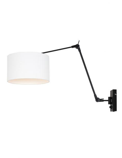 Draai- en kantelbare wandlamp-8120ZW