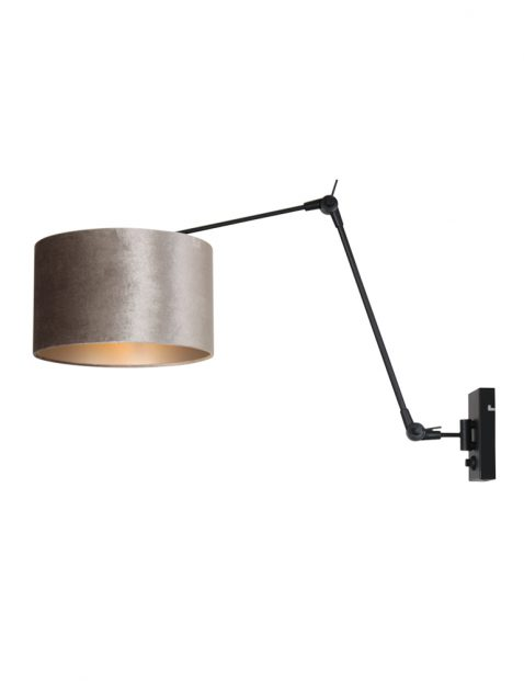 Elegante verstelbare wandlamp-8122ZW