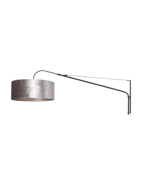 Wandlamp met uittrekbare arm-8134ZW