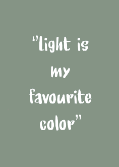 light-is-my-favourite-colors