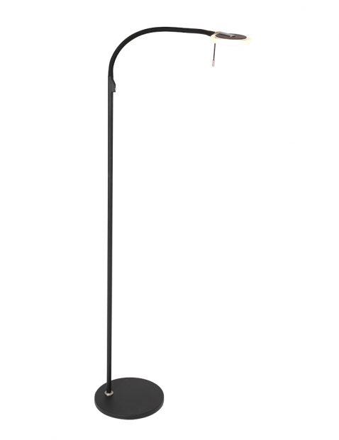 Zwarte design leeslamp-2990ZW