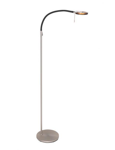 Staande leeslamp met buigarm-2991ST