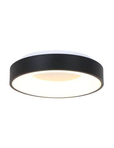 Strakke LED plafonnière rond-3086ZW