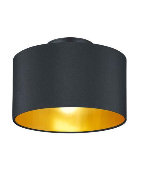Plafondlamp met lampenkap-3139ZW