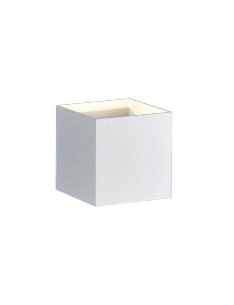 LED muurspot vierkant up en downlighter-3173W