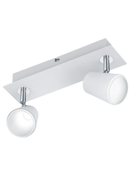 Moderne tweelichts LED plafondspot-3182W