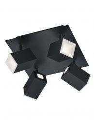 Vierlichts dimbare LED plafondspot-3183ZW