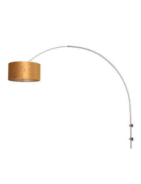 Verstelbare boog wandlamp-8147ST