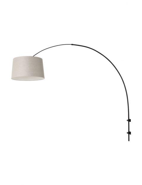 Wandlamp met uitschuifbare arm-8194ZW