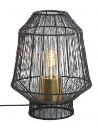 Dressoir tafel- draadlamp-3237ZW