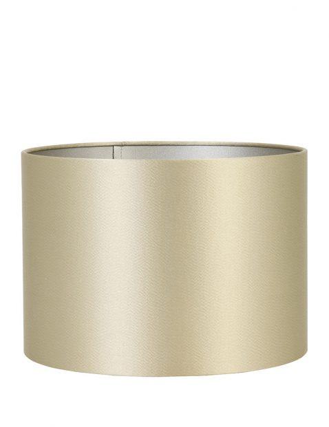 Matte ronde lampenkap goud 40 cm-K27592S