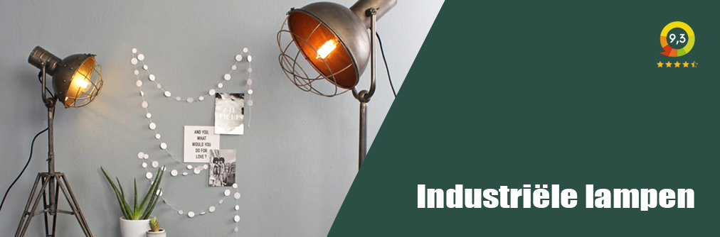 lamp-industrieel