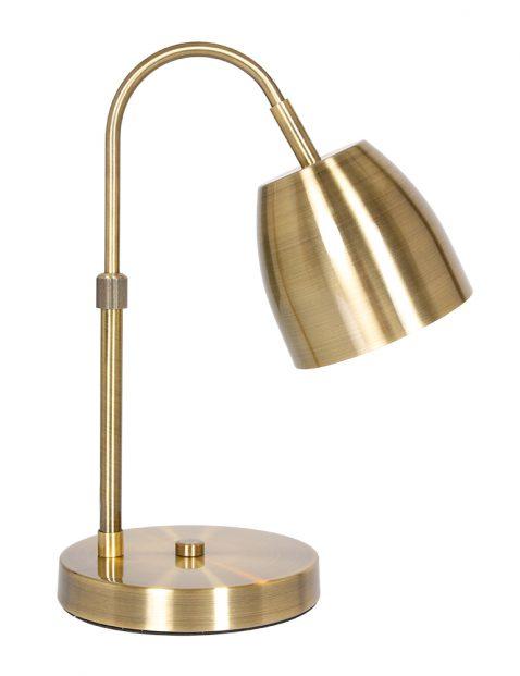 Gebogen bedlampje-2910GO