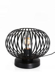 Bollamp tafellamp met spijlen-3260ZW