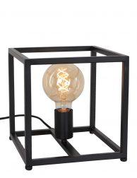 Vierkante frame tafellamp-3262ZW