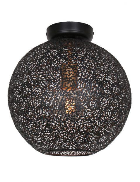 Hoge bolle plafondlamp-3269ZW