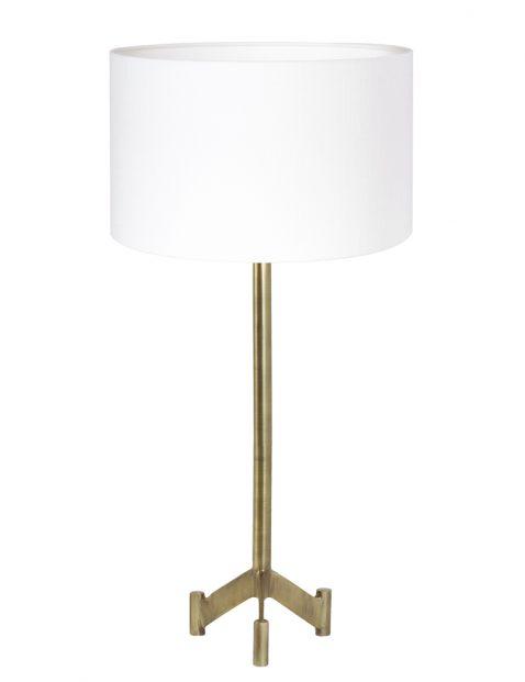 Tafellamp met kap-8310BR