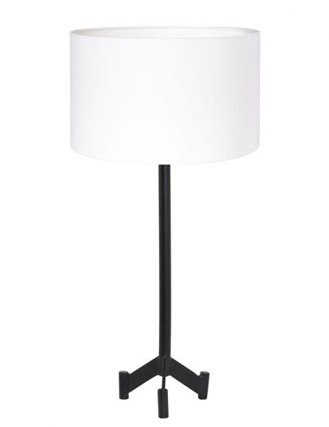Lampenkap met voet-8310ZW