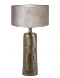 Statige tafellamp-8366BR
